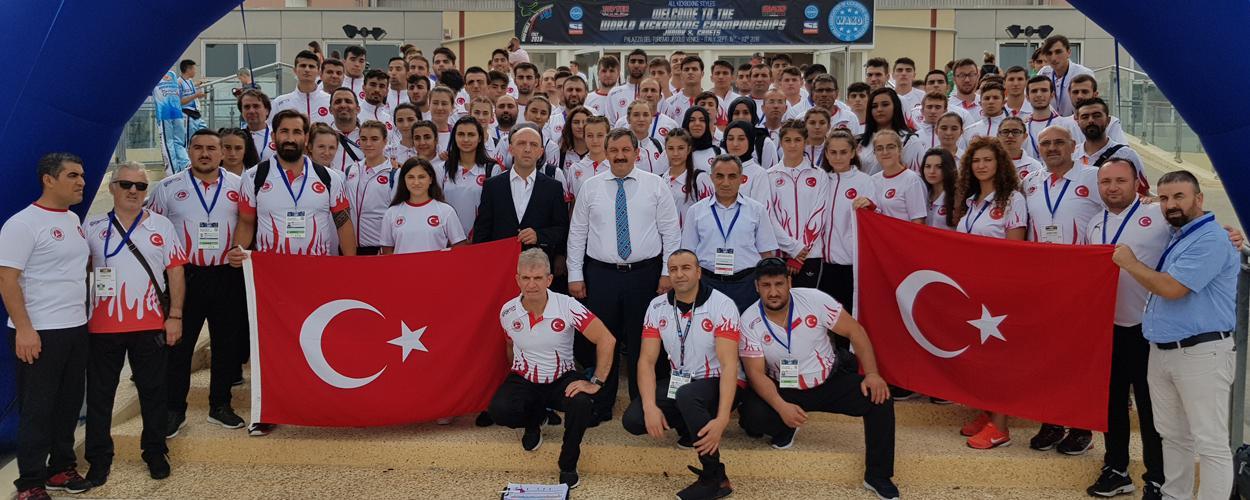 Genç Milli Takımımız Dünya Şampiyonasında Göz Doldurdu 5 Altın, 9 Gümüş, 15 Bronz Madalya