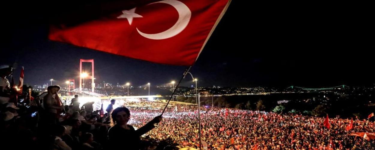 Federasyon Başkanımızın 15 Temmuz Demokrasi ve Milli Birlik Günü Mesajı